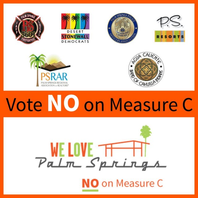 NO ON MEASURE C